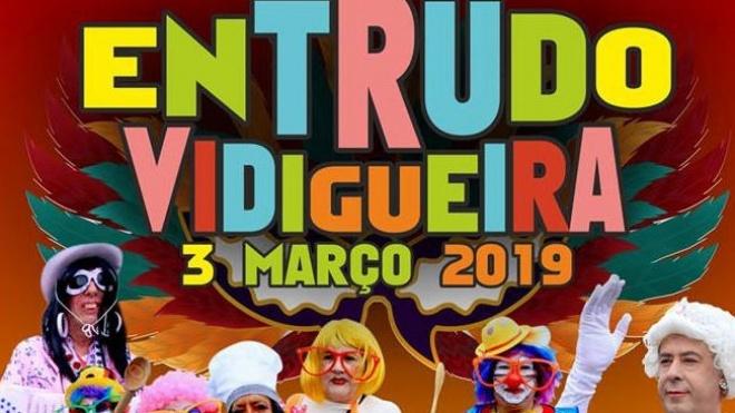 Vidigueira realiza neste domingo o Desfile de Entrudo 2019