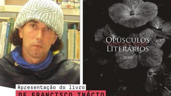 Livro de Francisco Inácio apresentado em Beja