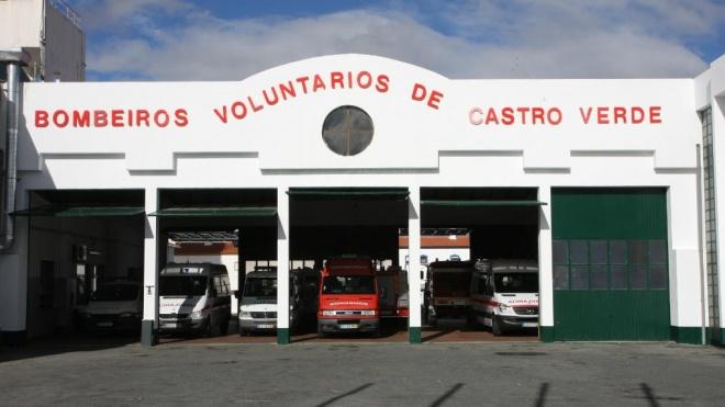 Câmara de Castro Verde apoia os Bombeiros Voluntários