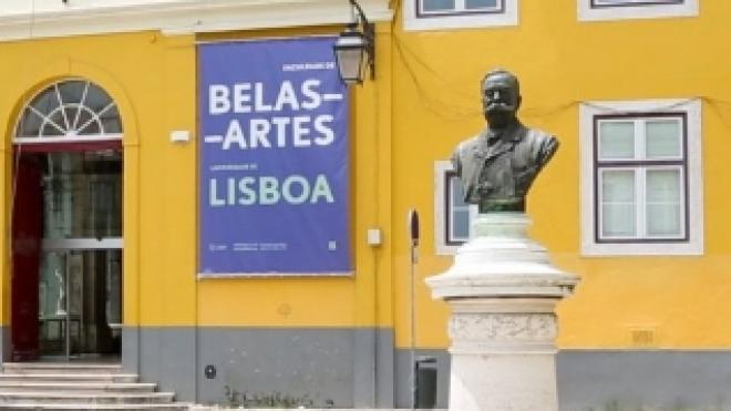 Inauguração de exposição de escultura e desenho em Aljustrel