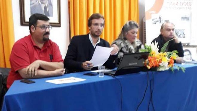 Gonçalo Valente quer mais PSD no distrito e formar quadros autárquicos