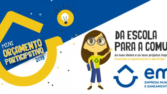 """EMAS de Beja avança com """"Mini Orçamento Participativo"""""""