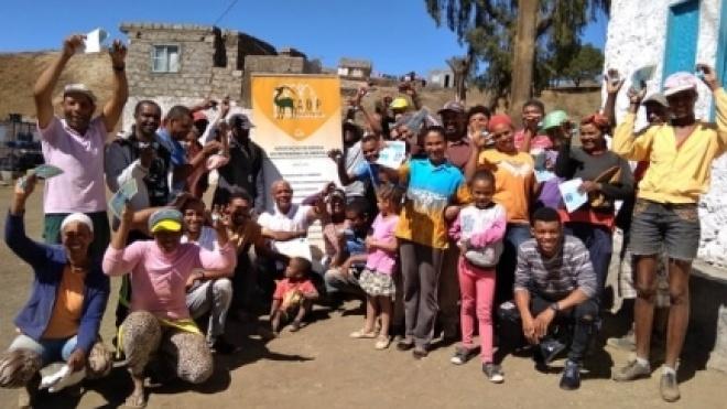 ADPM com campanha de poupança de água em Cabo Verde
