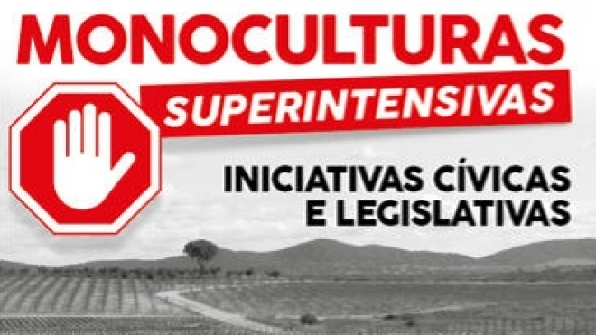 BE promove hoje encontro sobre monoculturas superintensivas em Beja