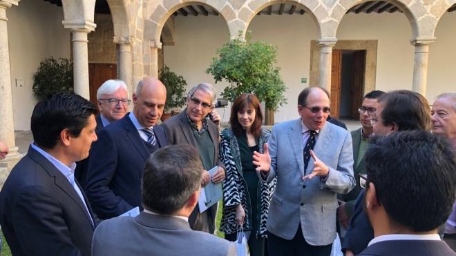 TSS 2019 visita Valencia de Alcántara nos dias 9 e 10 deste mês