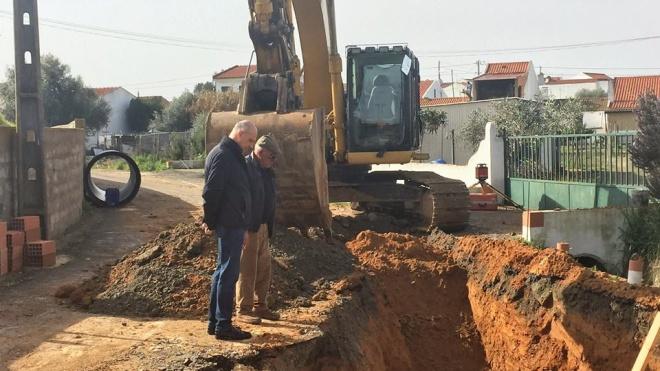 Figueira de Cavaleiros: obras para evitar cheias nas zonas baixas da aldeia