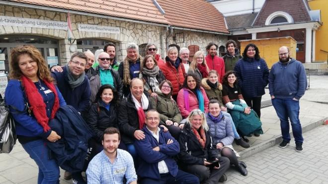 Autonomia e Descoberta faz balanço positivo da viagem à Hungria