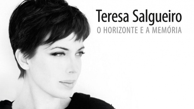 """Teresa Salgueiro apresenta hoje em Beja """"O Horizonte e a Memória"""""""