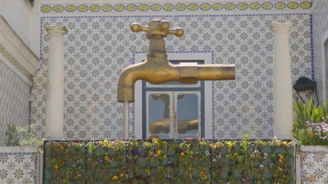 EMAS viu aprovado projecto de controlo e redução de perdas de água