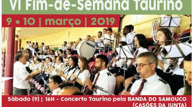 Beringel: VI Fim-de-Semana Taurino