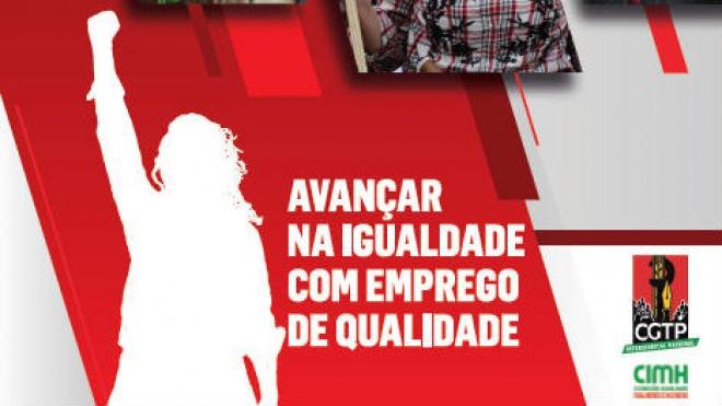 Beja: Caminhada pela Igualdade assinala Dia Internacional da Mulher Trabalhadora