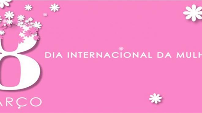 Hoje é Dia Internacional da Mulher