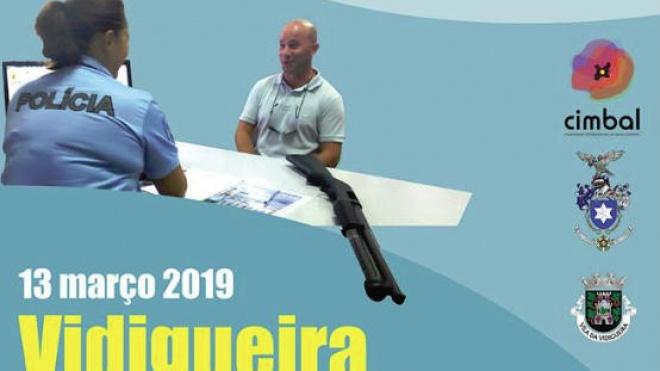 PSP com Balcão de Atendimento não permanente em Vidigueira