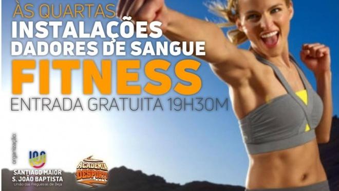 Beja: Aulas de Fitness