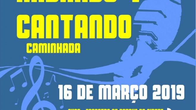 Coro Juvenil do Carmo Beja promove caminhada