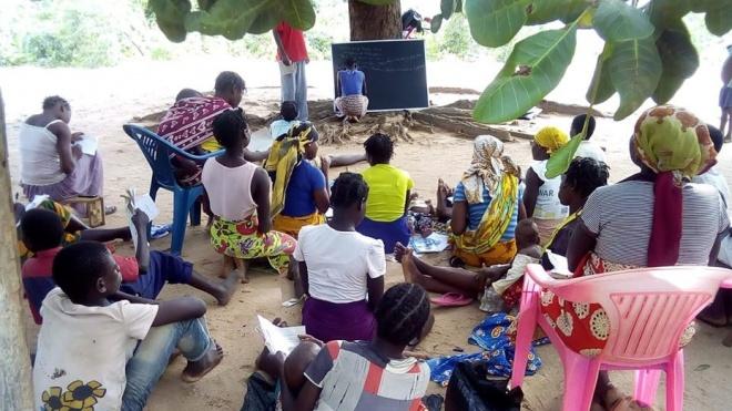 ADPM contribui para redução do analfabetismo em Moçambique