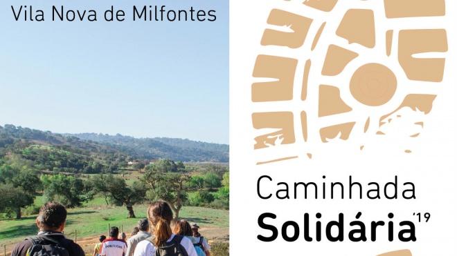 Inscrições abertas para Caminhada Solidária em Milfontes