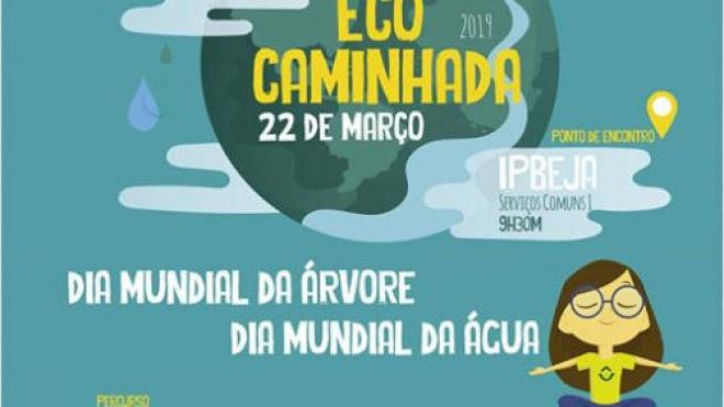 Eco Caminhada assinala Dia Mundial da Árvore e da Água