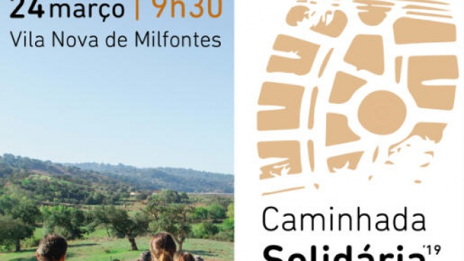Caminhada solidária para ajudar Bombeiros de Vila Nova de Milfontes