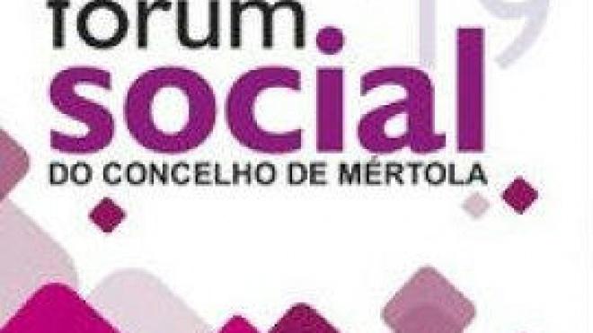 Fórum Social do Concelho de Mértola