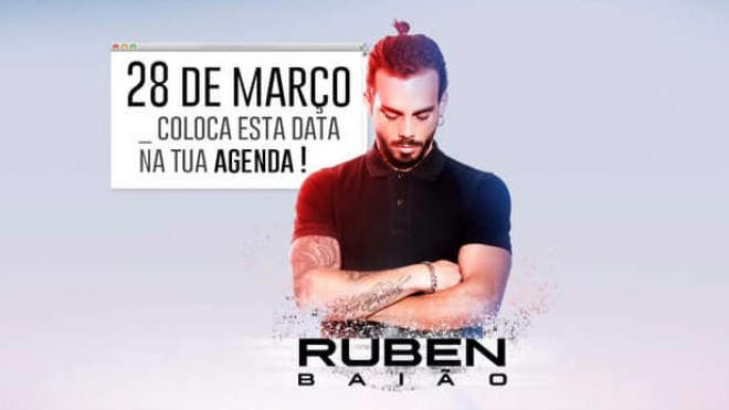 """Rúben Baião lança hoje o seu novo single """"Usa e Abusa"""""""