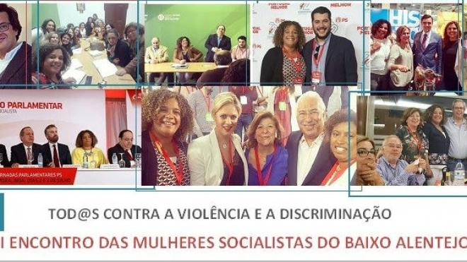 I Encontro das Mulheres Socialistas do Baixo Alentejo