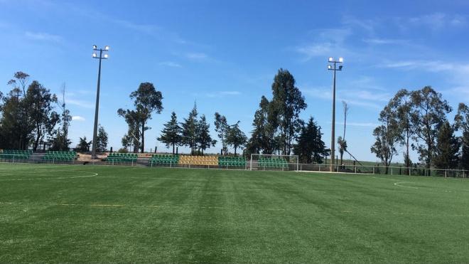 Castro Verde: nova iluminação no Estádio Municipal 25 de Abril