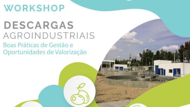 Workshop sobre boas práticas de gestão da água residual agro-industrial