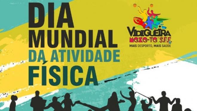 Vidigueira celebra o Dia Mundial da Atividade Física