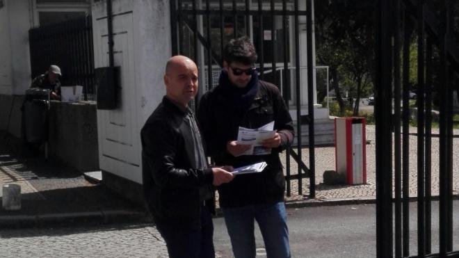 """João Dias """"apreensivo"""" com saúde em Beja"""