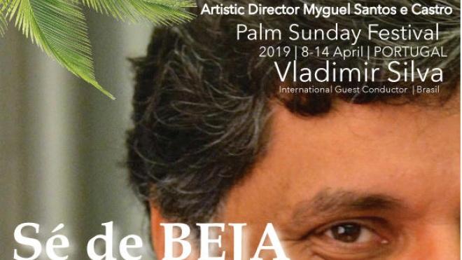 Sé de Beja recebe concerto da Liturgia dos Ramos