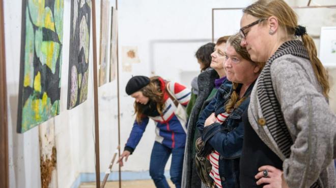 Sopa de Artistas promove exposição coletiva