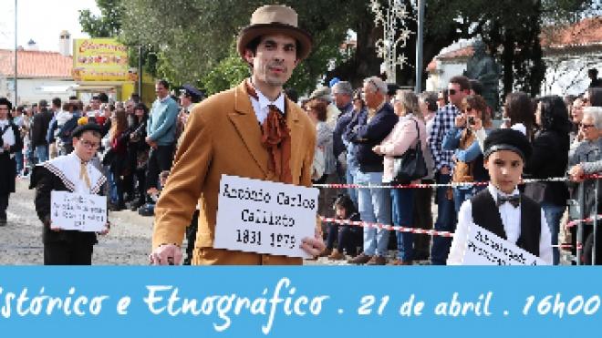 Cortejo Histórico e Etnográfico em Serpa