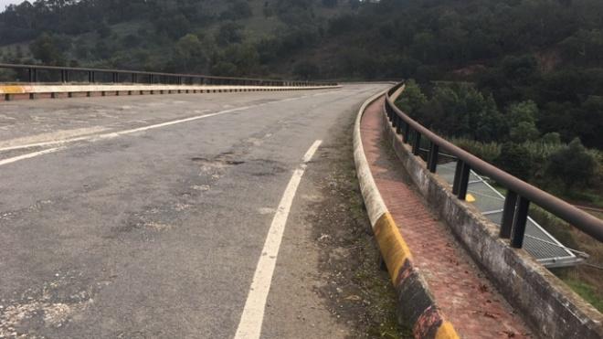 BE: reivindica reparação urgente de estradas em Odemira