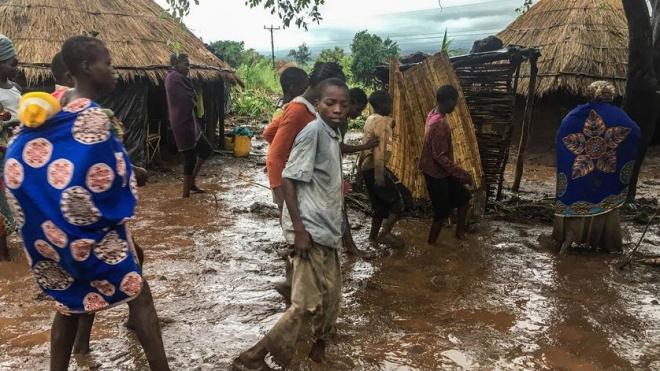 Cuba junta-se à Cruz Vermelha no apoio a Moçambique