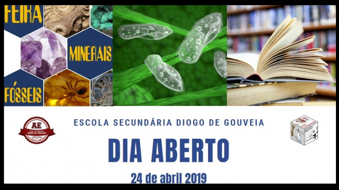"""Diogo de Gouveia promove """"Dia Aberto"""""""