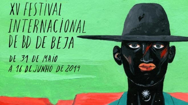 Festival Internacional BD de Beja de 31 de maio a 16 de junho