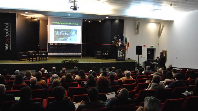 CIMBAL apresenta Plano de Adaptação às Alterações Climáticas do Baixo Alentejo na Ovibeja