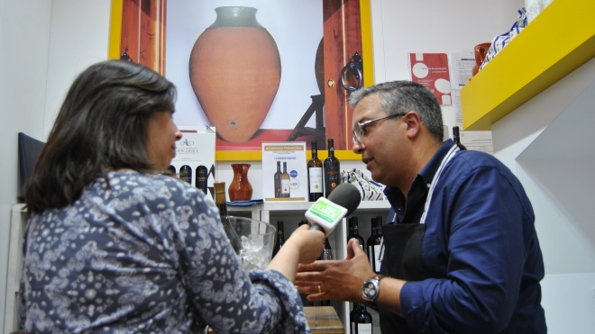 "Ovibeja: Adega Cooperativa de Vidigueira, Cuba e Alvito apresenta ""Casa das Talhas"""