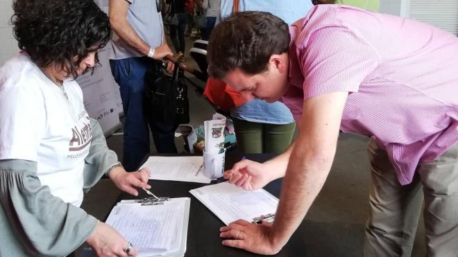 36ª Ovibeja marcada pela petição da Plataforma Alentejo