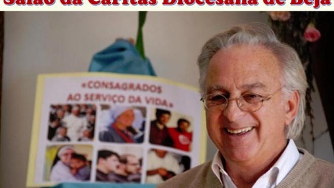 """Cáritas Diocesana de Beja promove conversa sobre """"espiritualidade na vida"""""""