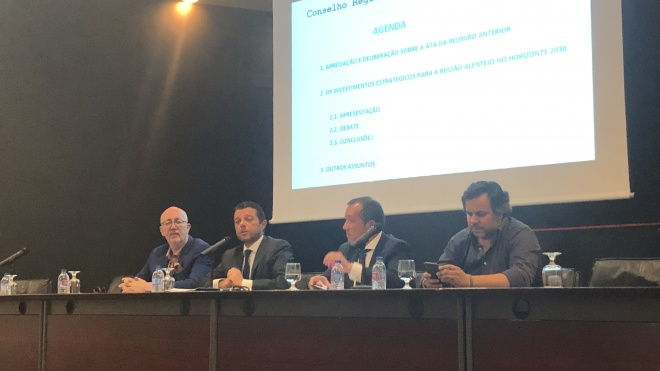 Conselho Regional da CCDRA reúne-se em Beja