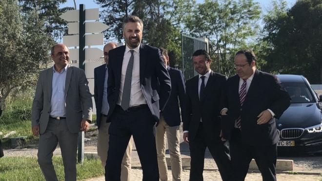 Ministro das Infraestruturas espera em breve notícias definitivas sobre abertura da A26