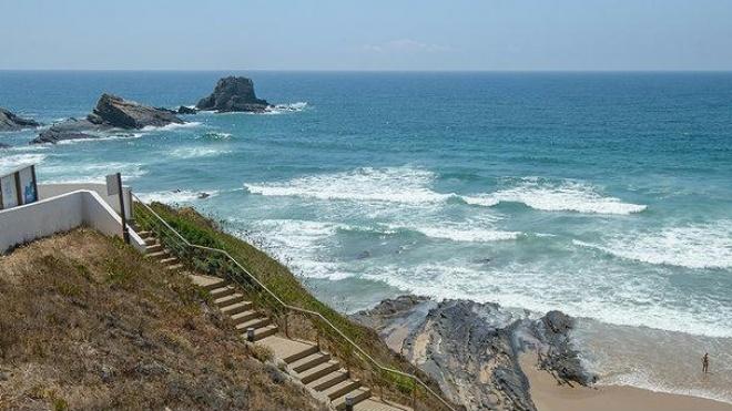 12 Praias de Odemira recebem Bandeira Azul