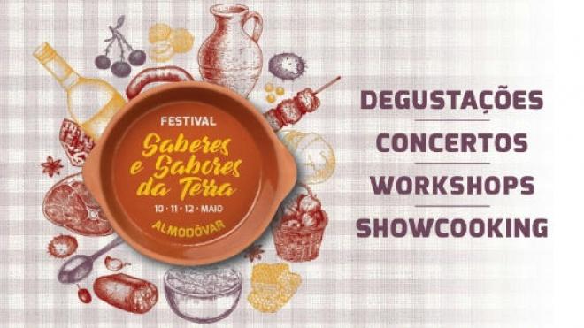 """Almodôvar promove I Festival """"Saberes e Sabores da Terra"""""""