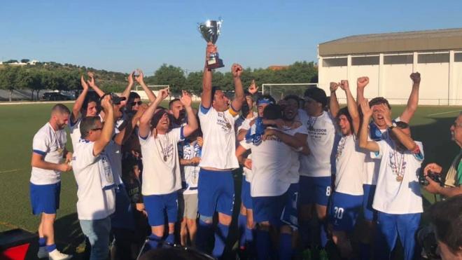 Salvadense venceu Taça de Honra