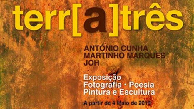 """Museu da Luz tem patente ao público a exposição """"Terra a três"""""""