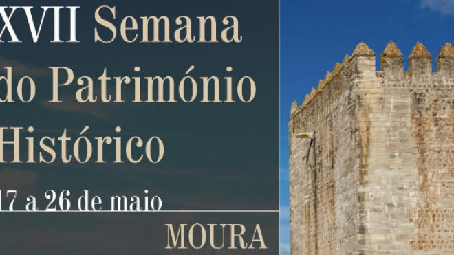 XVII Semana do Património Histórico em Moura