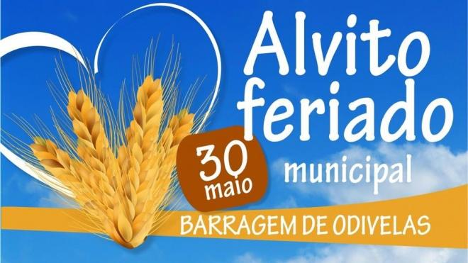 Alvito celebra nesta quinta-feira o seu feriado municipal