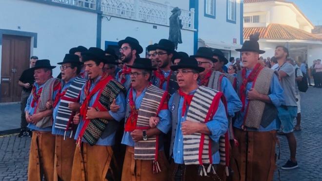 Cante Alentejano percorre a vila de Cuba